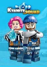 Brick Kyanite Squad