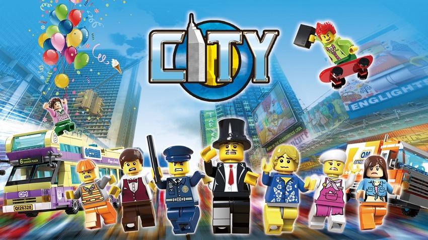 Конструктор Brick City
