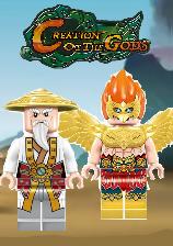 Конструктор Brick Creation of the Gods