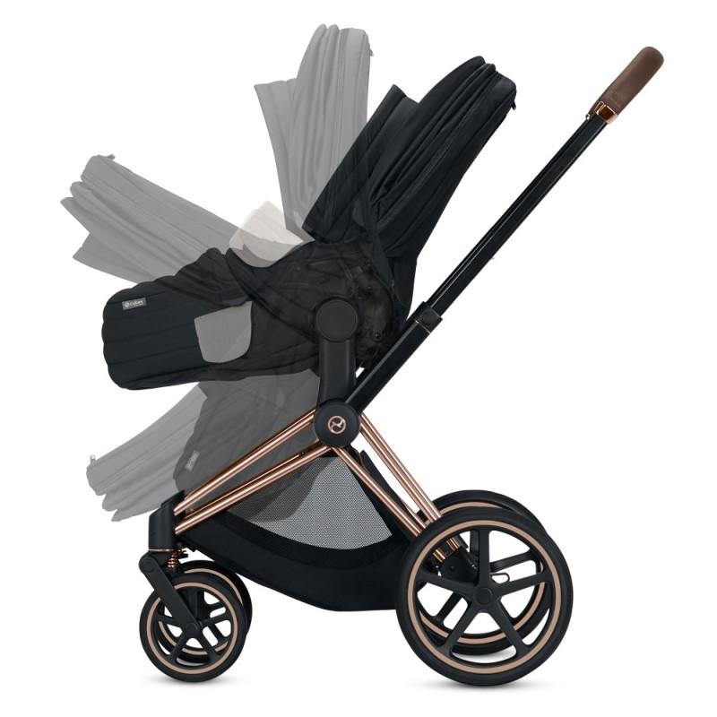 сгъване с количката