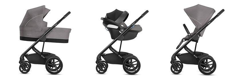 Бебешка количка Cybex Balios S FE 2019