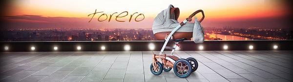 Бебешка количка Tutek TORERO Eco