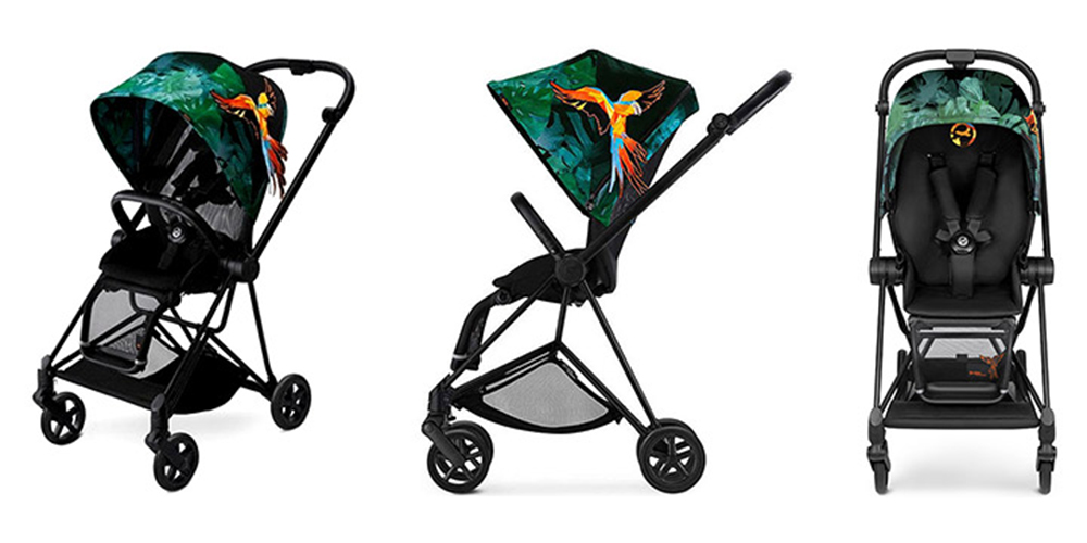 Бебешка количка Cybex Fashion Collection - Raya Toys