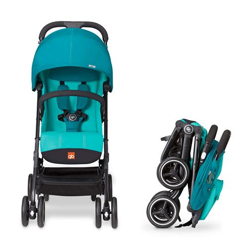 Бебешка количка GB Qbit Plus - Raya Toys