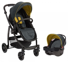 Бебешка количка Graco Evo Travel System - Raya Toys