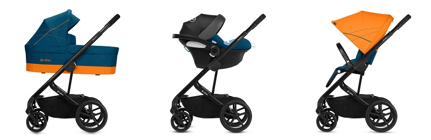 Бебешка количка Cybex