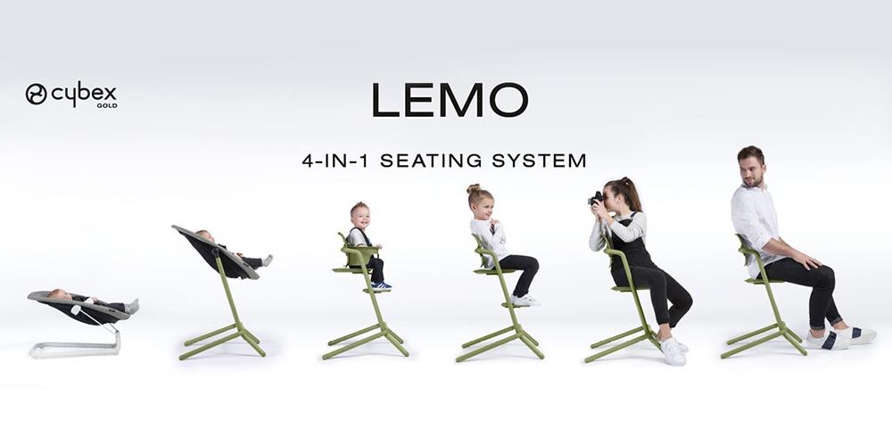Детско столче за хранене Cybex Lemo