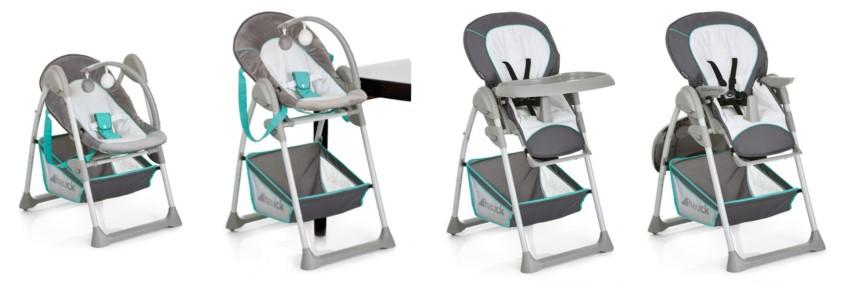Детско столче за хранене Hauck Sit`n Relax