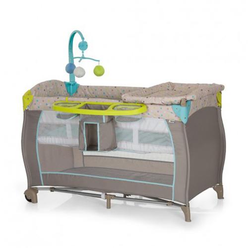 Бебешка сгъваема кошара Hauck Baby Center - Raya Toys