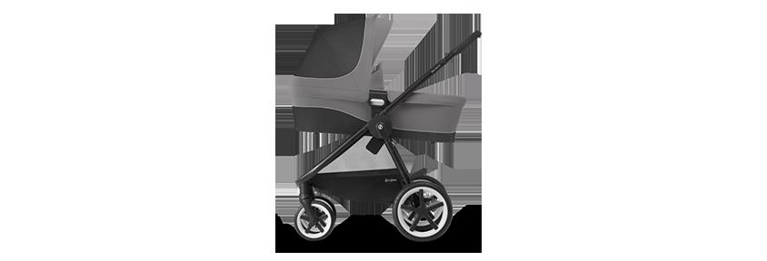 Кош за новородено М - Сигурно и комфортно през първите месеци на Вашето бебе