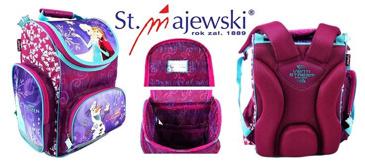 Ученическа раница Majewski 2 - Raya Toys