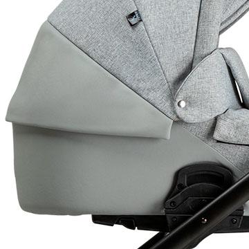 Бебешка количка Tutek DIAMOS - детайл